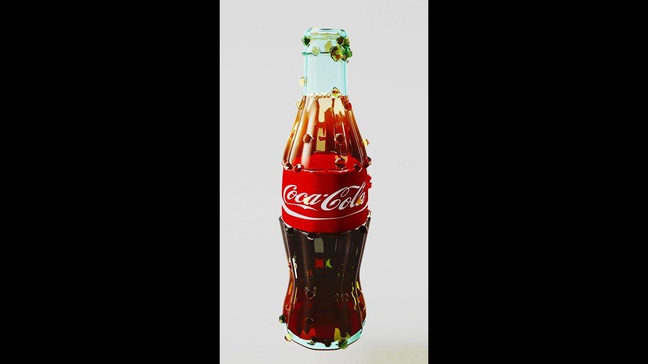 3ds max bottle modeling tutorial-6