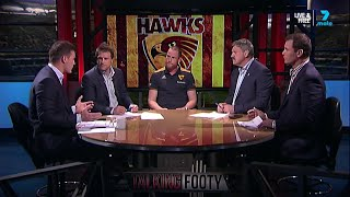Talking Footy | Jarryd Roughead interview