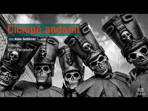 Cíclope Andarín: La magia del blanco y negro en la fotografía de Alain Pantaleón