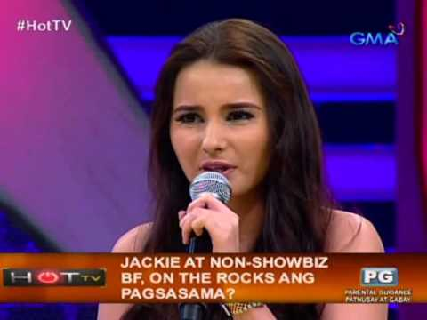 Download Hot TV: Jackie Rice, hindi pa handang magpakasal sa non-showbiz boyfriend