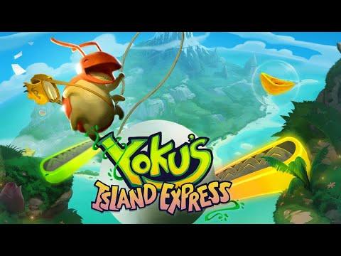 NINTENDO SWITCH - YOKUS ISLAND EXPRESS- INTRO GAME PLAY |