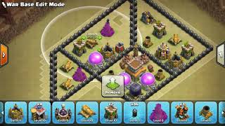 Th8 Troll Base 3D    Th8 Farming Base  2016 Anti Loot Clash Of Clans