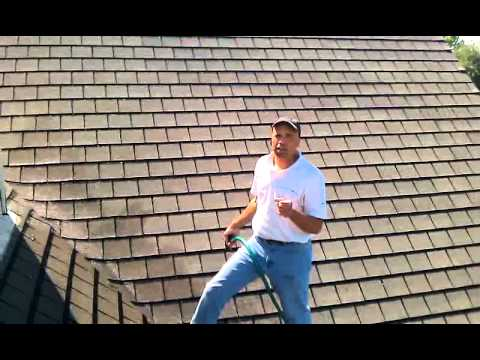 How To Find A Roof Leak - YouTube