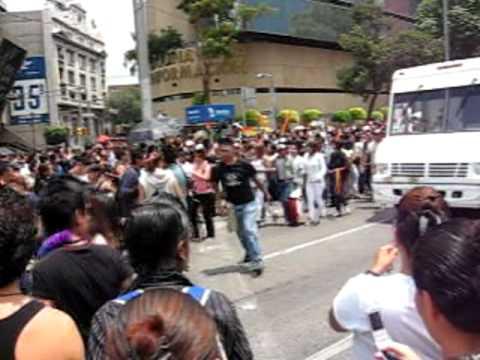 Imágenes de la Marcha del Orgullo Gay junio de 2011