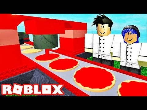 ON OUVRE UNE PIZZERIA ! | Roblox !