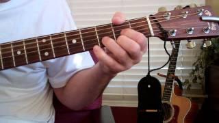 Crazy Love - Acoustic Guitar Lesson
