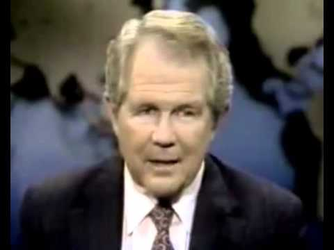 Pat Robertson Caught on Open Microphone!