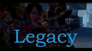 Dragon Age II - Rogue/Diplomatic/Fenris - Legacy DLC (No Commentary)