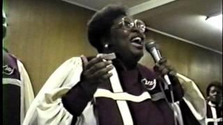 """""""Wash Me"""" - Lenore Davis & the Church Chorus"""