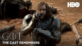 The Cast Remembers Rory Mccann On Playing The Hound  Game Of Thrones Season 8 Hbo