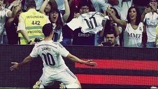 Хамес Родригес 2014 - Финты и голы за Реал Мадрид(Хамес Родригес 2015 - Дриблинги и голы Хамес Родригес переходит в «Реал» за €88 млн Колумбиец переезжает из..., 2014-09-06T11:26:11.000Z)