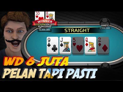 MANTEP GILA !! Cobain Trik Baru Main Poker Online Ternyata 100% WORKS !