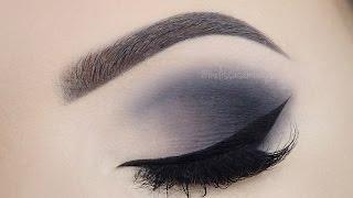 ♡  Shades Of Grey Smokey Eyes Make Up Tutorial | Melissa Samways ♡