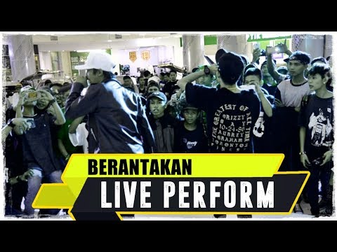 ANJAR OX'S - Berantakan [Feat. Dr.del]  ( Live Perform )