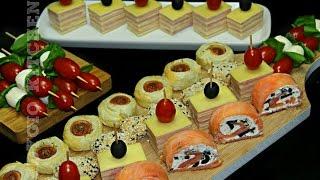 Aperitive de sarbatori si ocazii speciale Adygio Kitchen