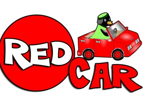 "Thumbnail: ""Red Car Song"" - Learn Colors in English, Learning Colours for Children Babies Toddlers Preschoolers"