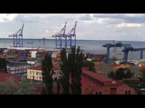 Ukraine Odessa port products export