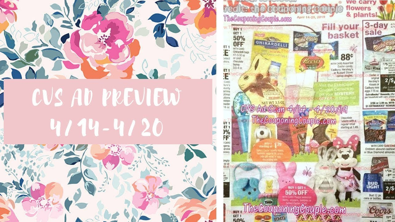 CVS Early Ad Preview - 4/14-4/20