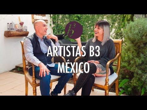 Romina Ortega  Artistas b3 México