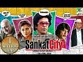 Sankat City | Full Movie | Kay Kay Menon, Anupam Kher, Rimi Sen | HD 1080p