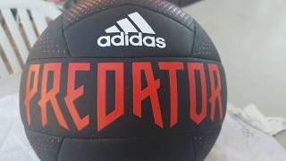 Instalación Rey Lear Preciso  $30 Adidas Predator Soccer Ball Review 2020 - YouTube
