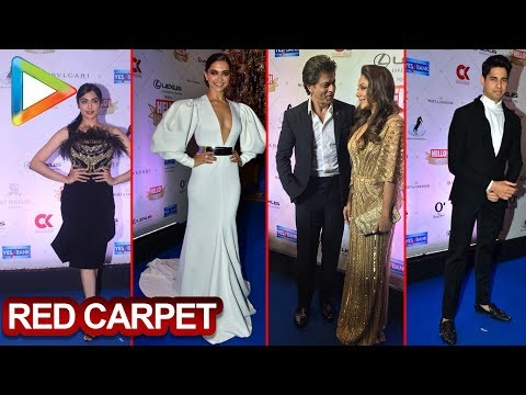 Red Carpet Night Of Hello Hall of Fame Awards 2018 | Event Uncut | Part 1