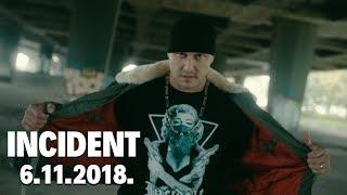 Stoka - INCIDENT (Official music trailer) | NOVI GLAZBENI HIT USKORO!! 🎙