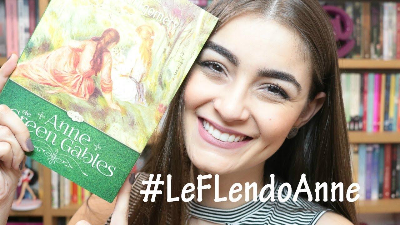 Clube Do Livro Vamos Ler Juntos Projeto Anne De Green Gables