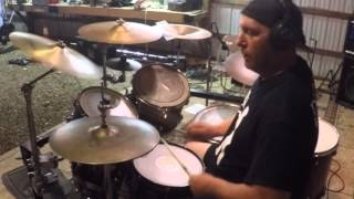 Slayer Silent Scream Drum Cover