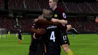FIFA mobil  analog 1 bölüm