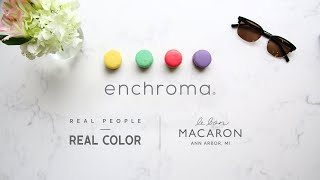 Real People. Real Color: Le Bon Macaron