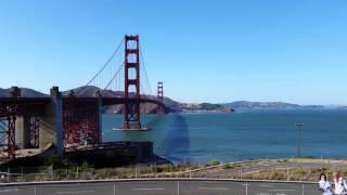 Galaxy S5 4K Video Demo at Golden Gate Bridge!
