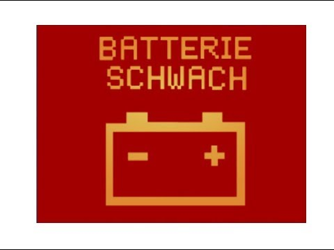"""""""batterie-schwach""""---anzeige-im-kombiinstrument-renault-laguna-2?"""