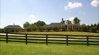 Deerfield Farms Canton Georgia Equestrian Community