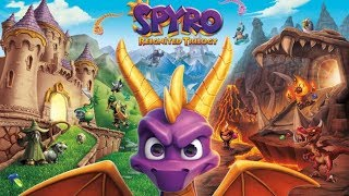 Spyro 3 Year of the Dragon Walkthrough (100% Completion) and Platinum Trophy