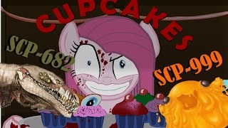 "SCP-682 and SCP-999 Reacts to ""Cupcakes"" - 11,000 Subscriber Special"