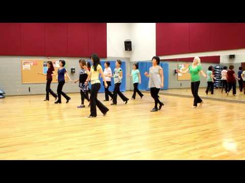 Gypsy Queen - Line Dance (Dance & Teach in English & 中文)