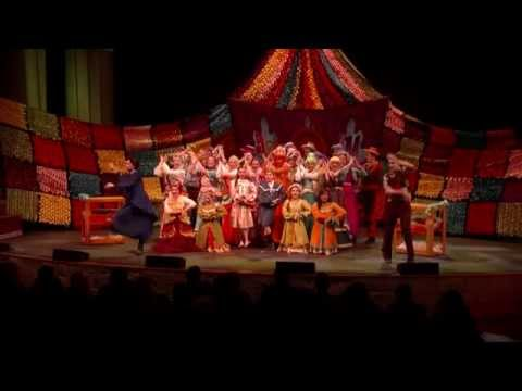 Disney & Cameron Mackintosh's Mary Poppins - Supercal