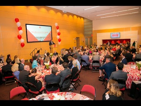 2016 Boston University Athletics Leadership Celebration