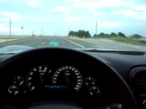 Chevrolet Corvette 2008 - 0-160 mph (257 kmh) 6.2 LS3 V8 (430 HP)