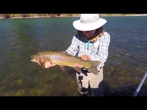 So Fork of Snake River Fishing 2017