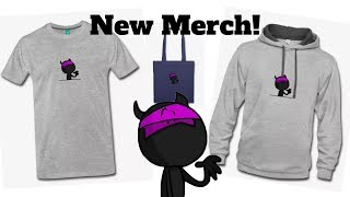 DevilNinja Merch Available Now!