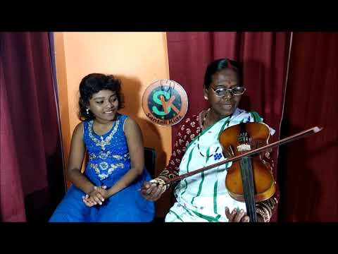 Santali Old Traditional Song   With My Grand Mother