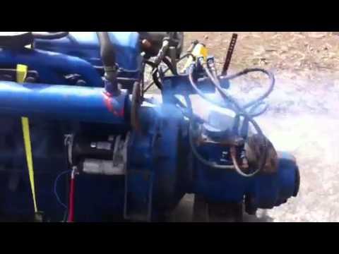 Ford Lees Marine Diesel