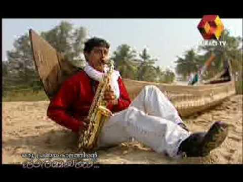 Kathal Rojava-Roja movie-Dalson on Alto Saxophone