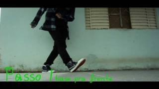 1 Tutorial Basico mini combos - Grillo Costa Aprenda a dançar - Free Step