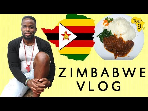 Chilling In Zimbabwe. What About Mugabe? || Africa Tour EPS: 9