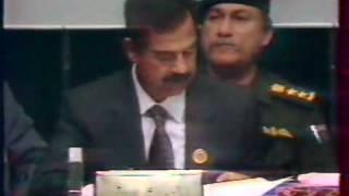 القمة العربية عام 1990 في بغداد العروبة