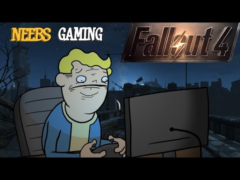 Fallout 4 GAMEPLAY + ANIMATION Part 3 : Diamond City!!!