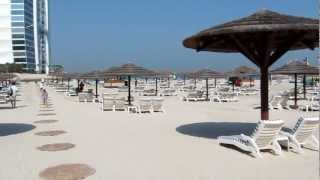 22. ОАЭ. Дубай. Jumeirah Beach Hotel. Пляж. Видео Павла Аксенова(Видео размещено на сайте 29palms.ru в фоторепортаже Павла Аксенова
